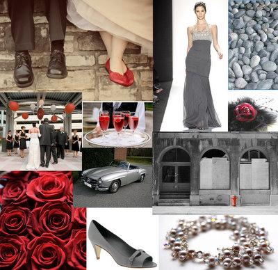 Gray Wedding Details