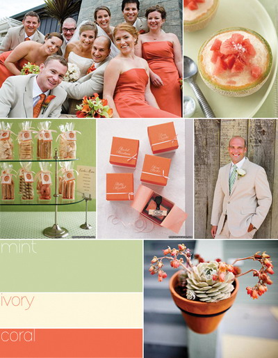 mint-coral-ivory-wedding-ideas