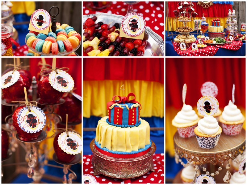 Sophi's 4th and Reid's 1st birthday parties by KN photography1