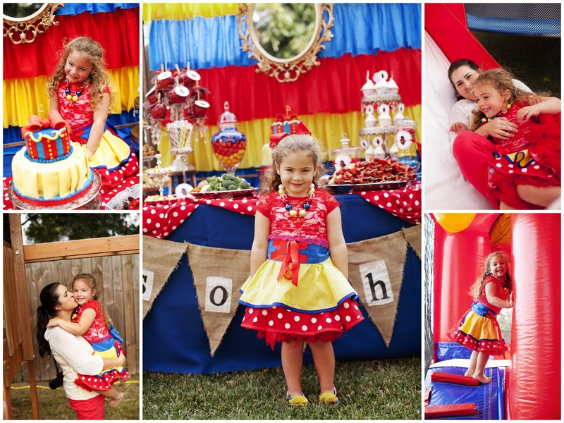 Sophi's 4th and Reid's 1st birthday parties by KN photography4