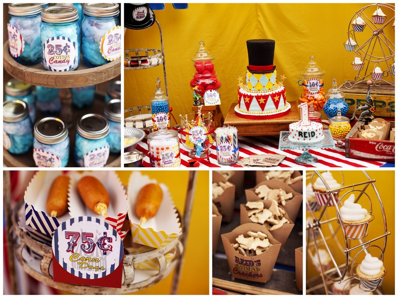 Sophi's 4th and Reid's 1st birthday parties by KN photography11