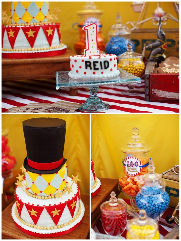 Sophi's 4th and Reid's 1st birthday parties by KN photography12