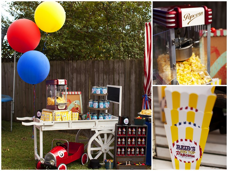 Sophi's 4th and Reid's 1st birthday parties by KN photography13