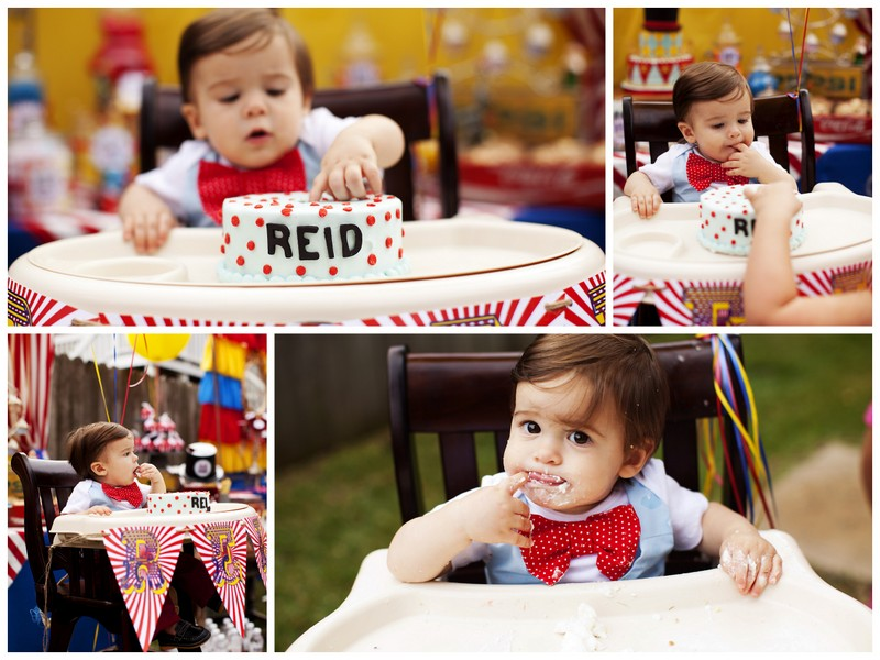 Sophis 4th And Reids 1st Birthday Parties By KN Photography8