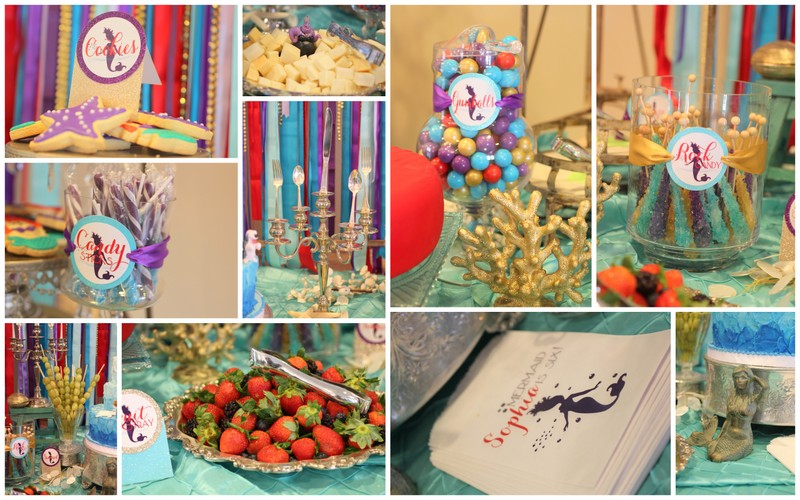 MermaidPirate PArties November 2016