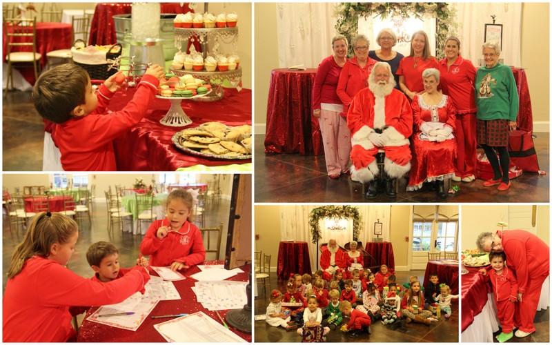 Santa Party 2016